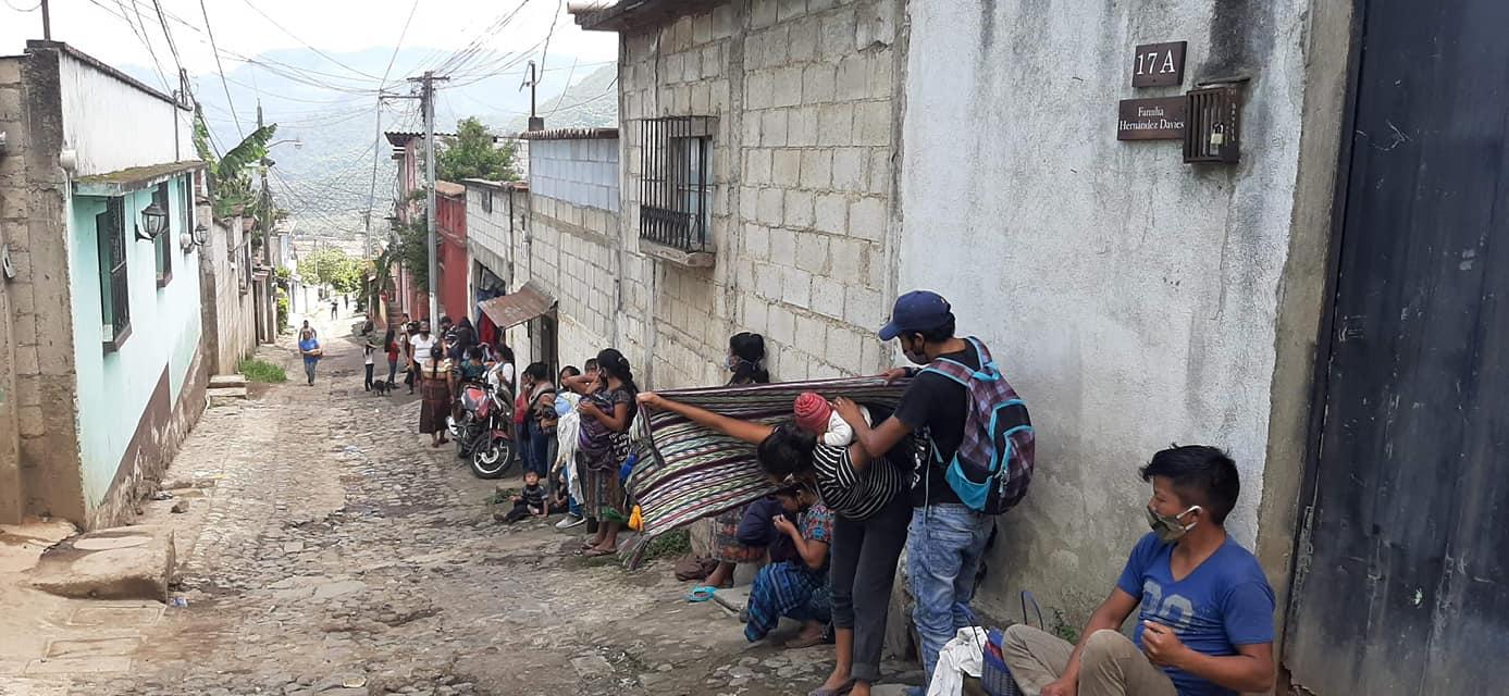 hungry people in Guatemala