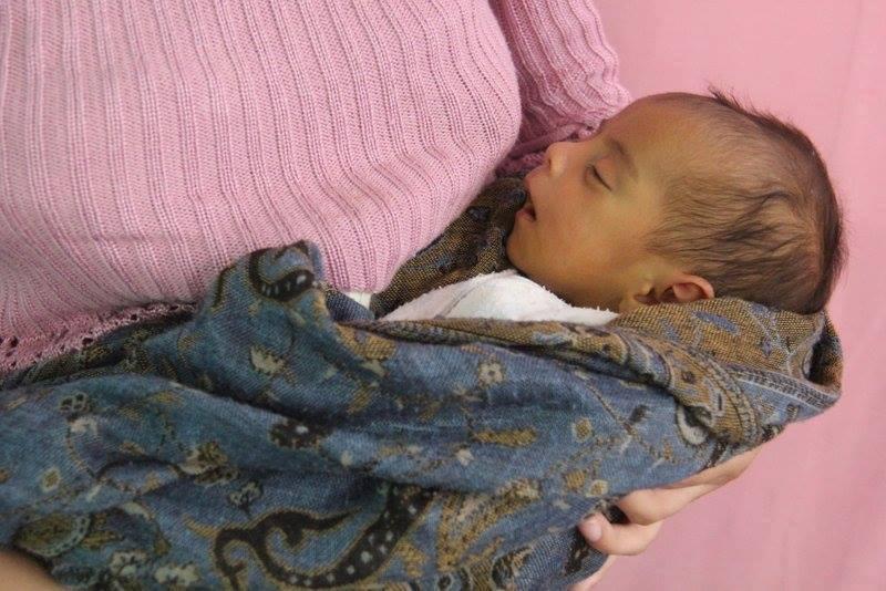 Guatemalan baby